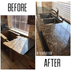 quartz restoration texas